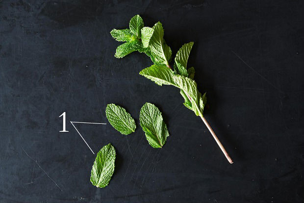 Mint: The Hospitable Herb, from Food52