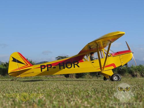 Repaginação de um Piper J-3 para um Neiva P56 C Paulistinha  9543974215_7cd8236de5