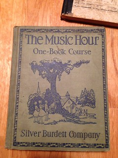 """The Music Hour"" by Silver Burdett Company, 1932"
