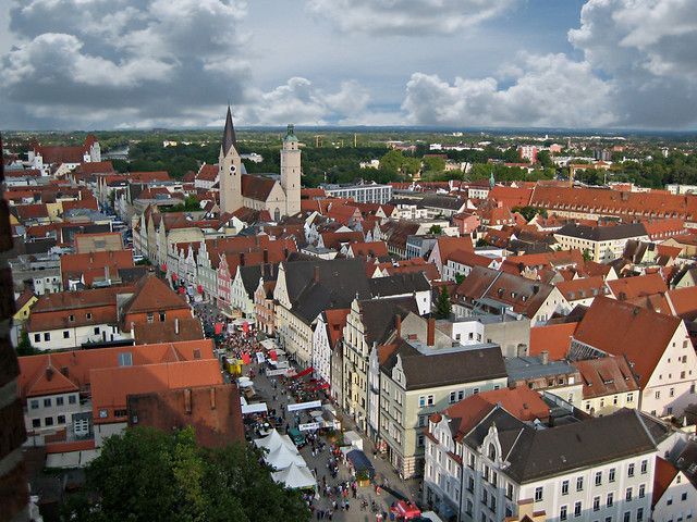 Ingolstadt Germany  City pictures : Ingolstadt, Germany Explored | Flickr Photo Sharing!