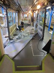 001 C Cab Interior Wiring Beginning