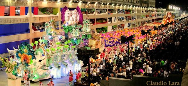 Carnaval - RIO DE JANEIRO  -  BRAZIL #CLAUDIOperambulando