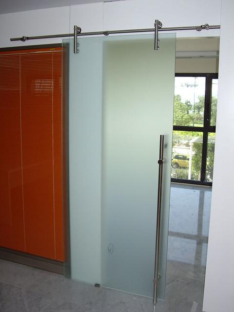 Puertas correderas de cristal vidreglass for Correderas de cristal