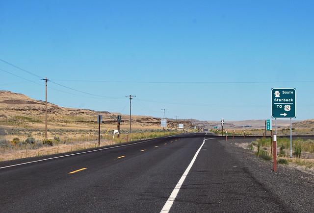 SR 260 @ SR 261 southward