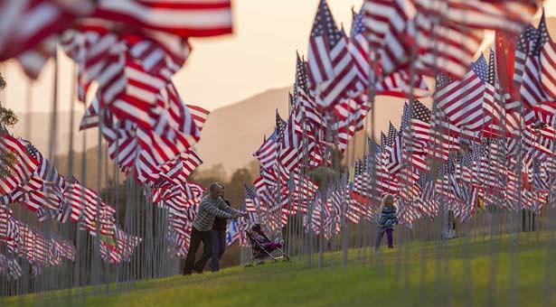 Conmemoración 11 de septiembre - EEUU