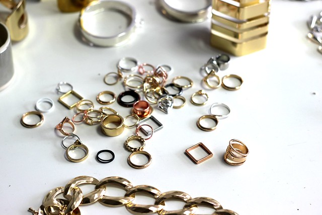 Miss Selfridge The Collective Shoot Jewellery