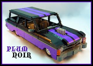 Plum Noir...1971 Chevelle SS Wagon