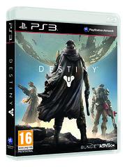 Destiny PS3 Pre Order Inlay 3D UK