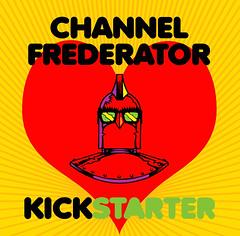 Channel Frederator [hearts] Kickstarter