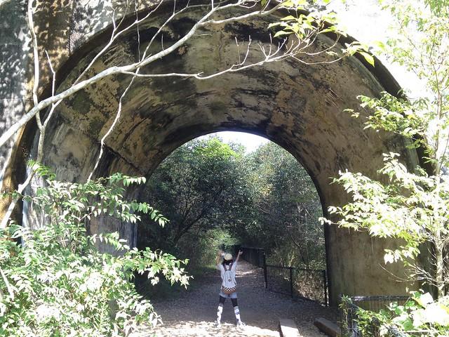 旧福知山線廃線跡-トンネル