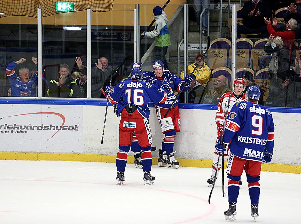 Ishockey, Hockeyallsvenskan, IK Oskarshamn-Timrå IK