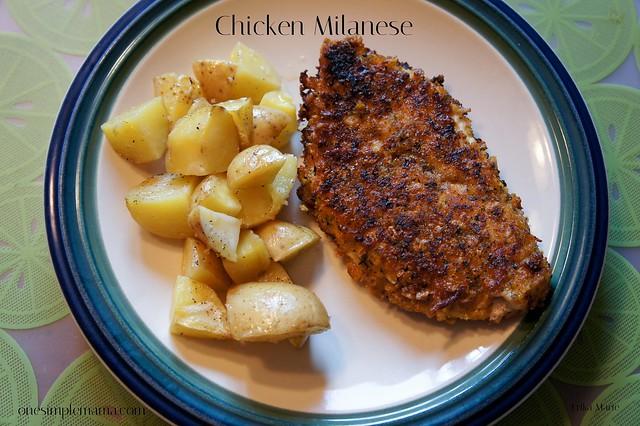 Chicken Milanease