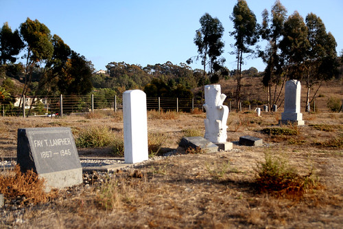 San Luis Rey Cemetry