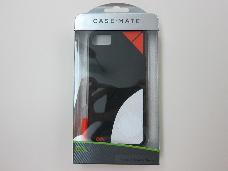Case-Mate's Waddler Penguin Case for iPhone 5/5s - Box Front