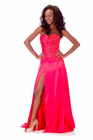 Hanniel Jamin, Miss Universe Ghana 2013