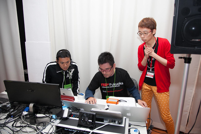 TEDxFukuokaSalon 20131012