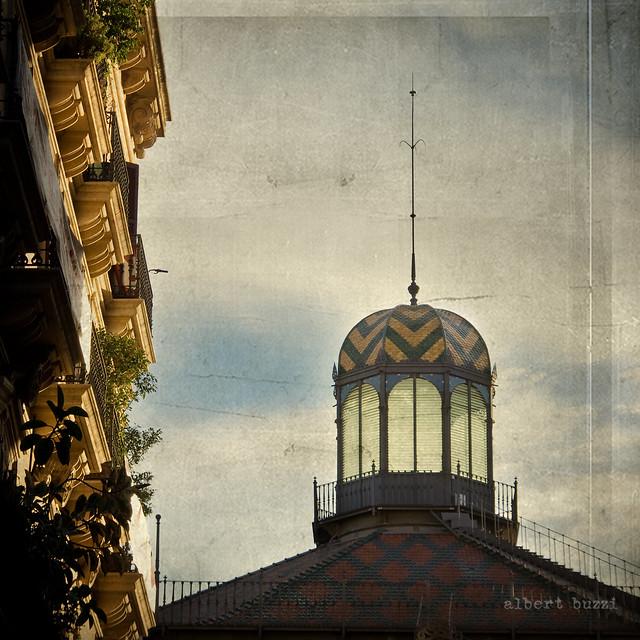 bBcn022:  Barcelona - Ciutat Vella - Sant Pere, Santa Caterina i La Ribera
