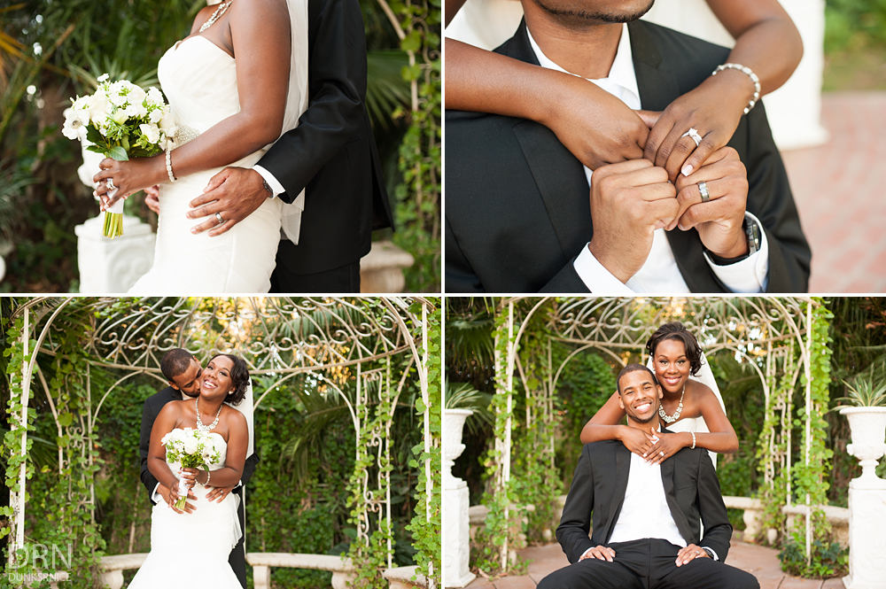 Thomisha & Christopher - Wedding
