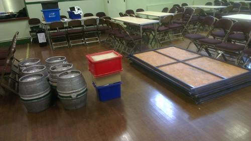 Wednesday Setup