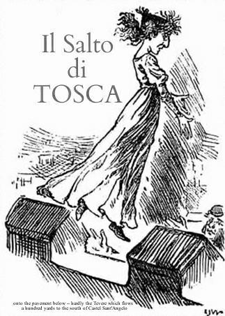 Il salto di Tosca by speranzajl