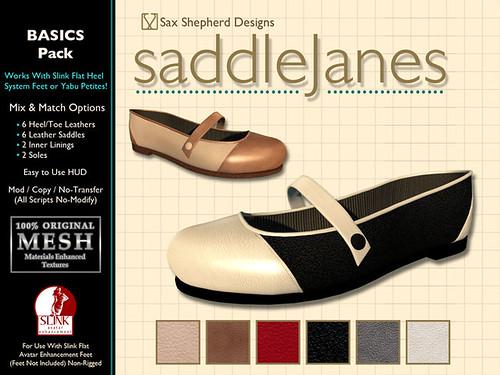 Saddle Janes Basics