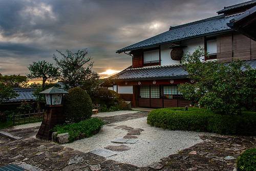 Magome - juku (Japan) by Ramon San Juan