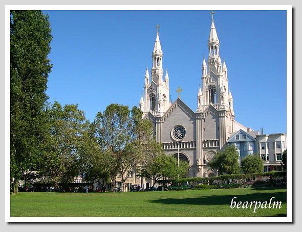 【舊金山】華盛頓廣場公園&柯伊特塔