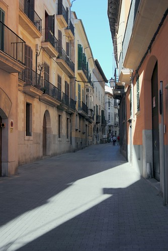 Streets in Palma