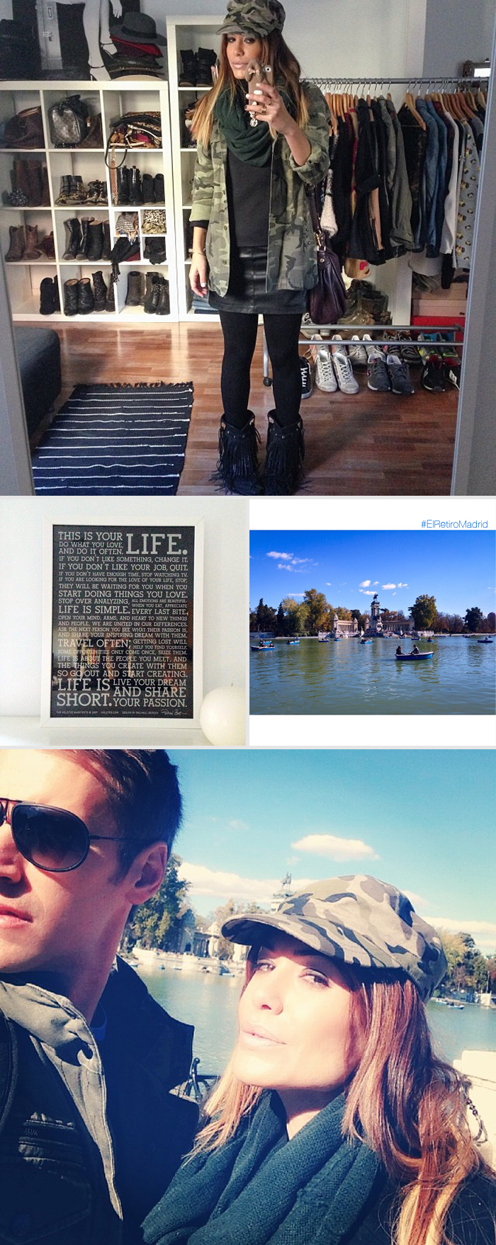 notes of the week barbara crespo tumblr instagram instavideo pics photography fashion blogger