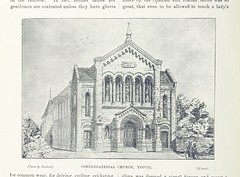 """British Library digitised image from page 44 of """"Somerset viewed through a Camera: its cathedrals, abbeys, churches, historic mansions, quaint houses, public buildings, scenery, manufactures and commerce. Part IV.-Yeovil and District"""""""