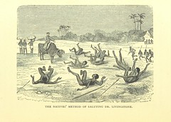 """British Library digitised image from page 134 of """"The Heroes of African Discovery & Adventure"""""""