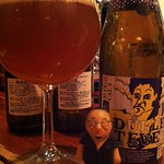 ベルギービール大好き!!デュール・テーベDulle Teve @ビスカフェ