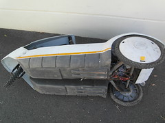 Sinclair C5 Electric Car/Bike