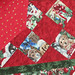 234_Puppy Christmas Table Runner_d