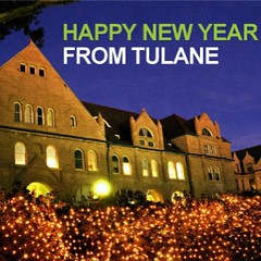 Wishing y'all a safe and happy new year! See you in 2014 #newyears #2014 #tulane
