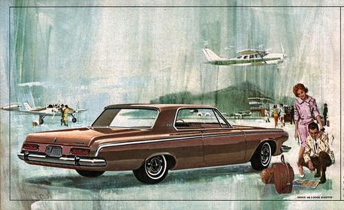 1963 Dodge 440 Hardtop by Rickster G