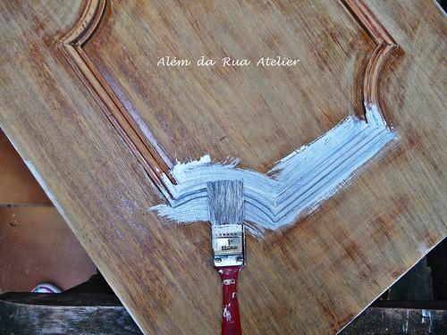 Como fazer pátina provençal - Passo a passo