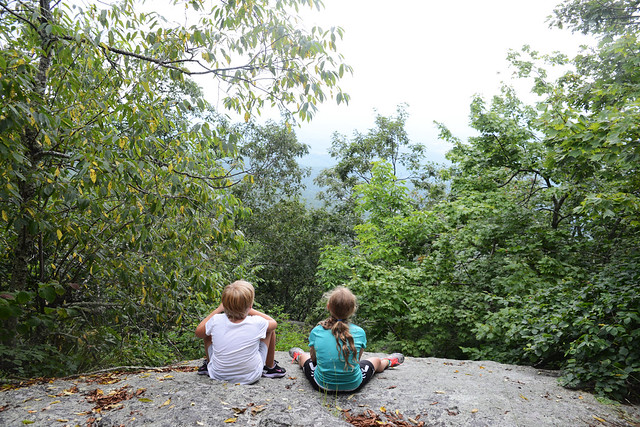 Many secrets have been shared at Grayson Highlands State Park