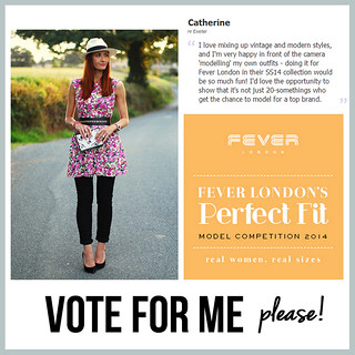 Fever London Model comp