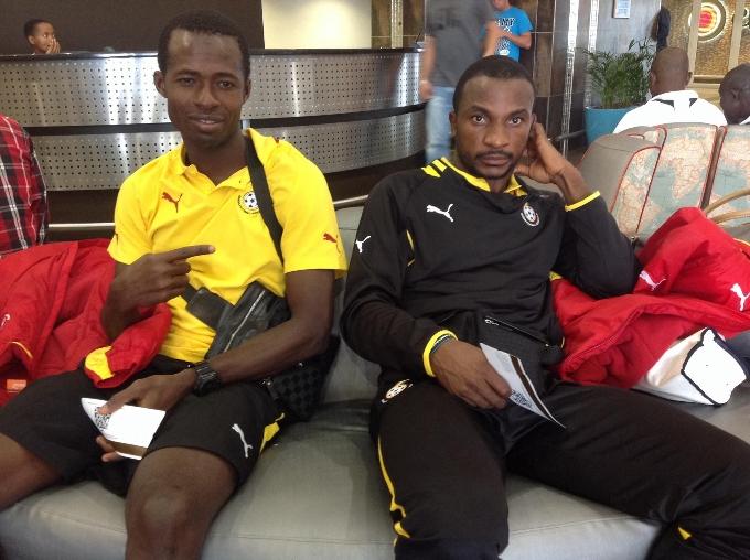 Seidu Bansey and Latif
