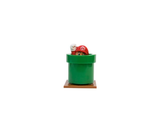 超誠意麥當勞新玩具 – 馬力歐系列 (3) (4) 水管瑪莉、迴旋標瑪莉 @3C 達人廖阿輝