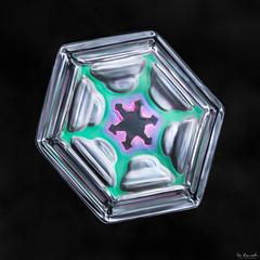 Snowflake: Rainbow Geometry