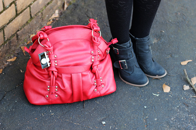 Red Lola Epiphanie Camera Bag