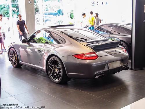 Porsche rentals Grenoble