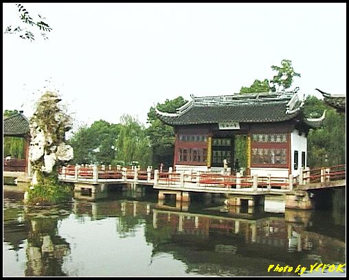 杭州 西湖 (其他景點) - 424 (西湖小瀛洲 上的亭台樓閣)