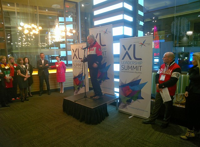 XL Summit VIP Reception