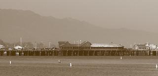 Ye ole wharf