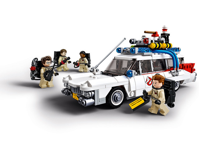 LEGO Ghostbusters 21108 - Ecto-1