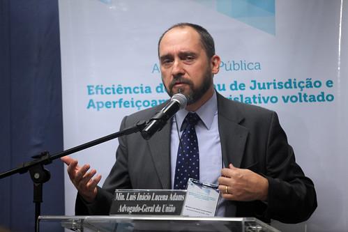 Em audiência do CNJ, ministro da AGU defende a desjudicialização das execuções fiscais