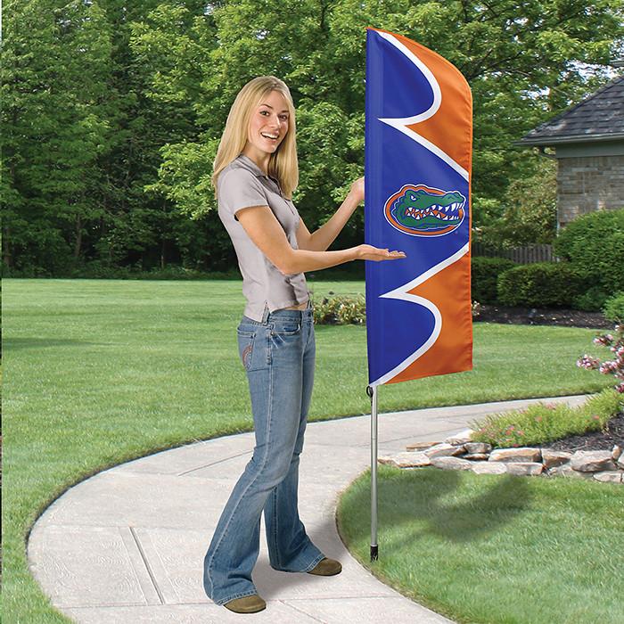 Florida Short Feather Flag
